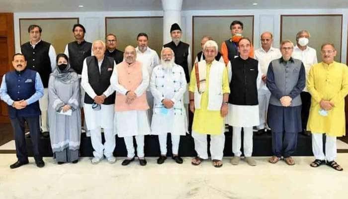 PM Modi - ஜம்மு காஷ்மீர் தலைவர்கள் சந்திப்பு: மீண்டும் மாநில அந்தஸ்து கிடைக்குமா?