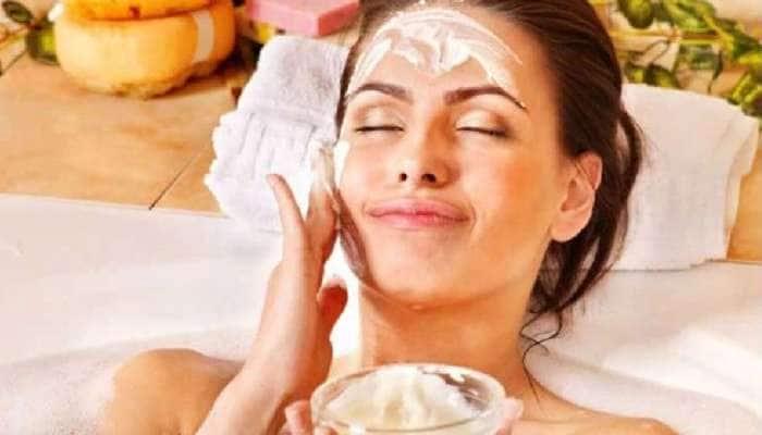 Beauty Tips: முகத்தில் பொலிவும் பளபளப்பும் கூட இந்த ஃபேஸ் மாஸ்க் உங்களுக்கு உதவும்
