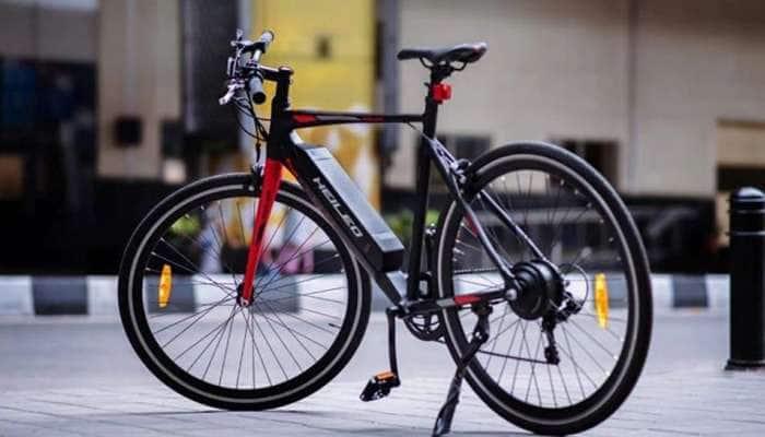 Best Electric Cycle-ஐ அறிமுகம் செய்தது Toutche, முழு சார்ஜில் 80 கி.மீ செல்லும்