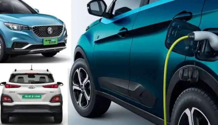 Best Electric Cars: ஒரே சார்ஜில் நீண்ட தூர பயணம், சூப்பர் கார்களின் பட்டியல் இதோ