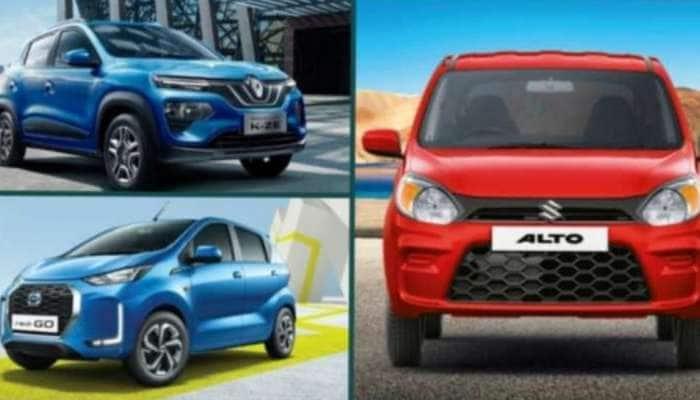 Top 5 Budget cars: ரூ.5 லட்சம் பட்ஜெட்டில் கிடைக்கும் அசத்தலான கார்களின் பட்டியல் இதோ