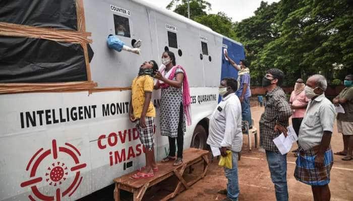 COVID-19 Update: தமிழகத்தில்  2,458 பேர் கொரோனாவால் பாதிப்பு, 55 பேர் உயிரிழப்பு