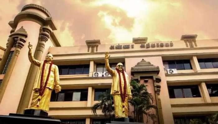 முதல்வர் ஸ்டாலின் தலைமையில் திமுக எம்.பி.க்கள் கூட்டம் நாளை