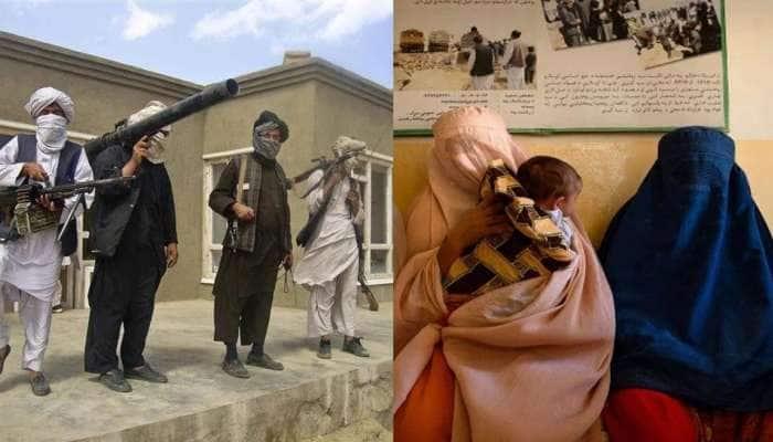 Afghanistan: பரிதாப நிலையில் பெண்கள், போராளிகளுக்கு அடிமைகளாகும் பரிதாபம்