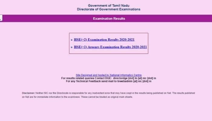 TN HSC 2021 பிளஸ் 2 தேர்வு முடிவுகள்: அன்பில் மகேஷ் அளித்த முக்கிய தகவல்கள்