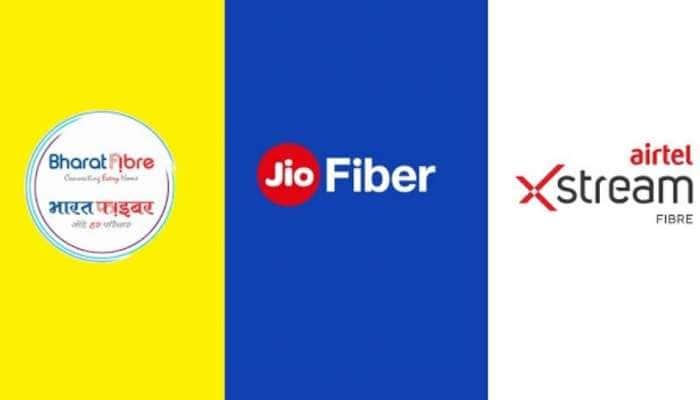 அதிக பலன்கள் தரும் Airtel, Jio மற்றும் BSNL ஃபைபர் திட்டம்
