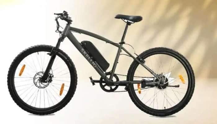 Best Electric Cycle:GoZero Mobility-ன் அட்டகாச  Skellig Lite மின்சார சைக்கிள் அறிமுகம்