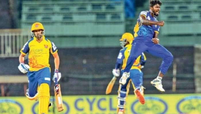 TNPL 2021: திண்டுக்கல் vs மதுரை; 6 விக்கெட் வித்தியாசத்தில் மதுரை அணி வெற்றி