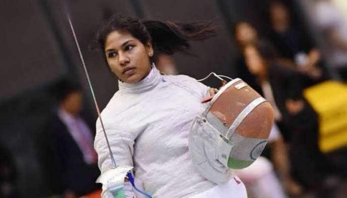 Tokyo Olympics 2020: வாள்வீச்சு போட்டியில் வெற்றியோடு தொடங்கினார் தமிழக வீராங்கனை பவானி தேவி