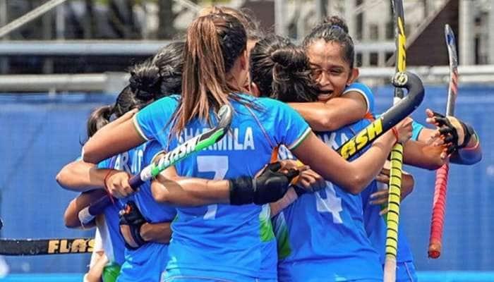 கடைசி வரை போராடி இந்திய பெண்கள் ஹாக்கி அணி அரையிறுதியில் தோல்வியடைந்தது
