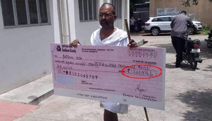 TN Budget: வேற லெவல் கமிட்மெண்ட், ரூ. 2,63, 976 கடனை அடைக்க வந்த இளைஞர்!!