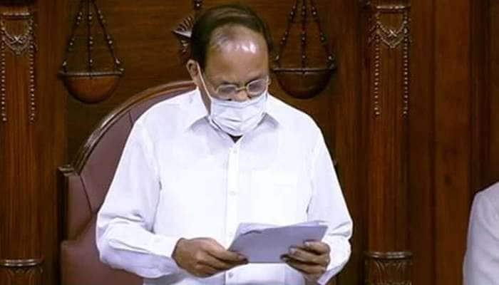 Rajya sabha: எதிர்கட்சிகளின் தொடர் அமளியால் கண்ணீர் மல்கிய அவைத்தலைவர் வெங்கையா நாயுடு