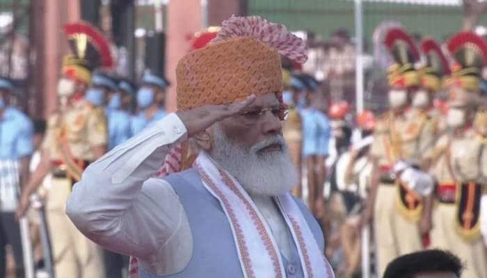 Independence Day: விவசாயிகள் நாட்டின் பெருமையான சின்னமாக மாற வேண்டும் - பிரதமர் மோடி