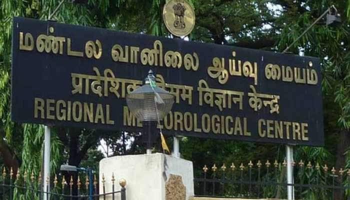 இன்று முதல் தமிழகத்தில் கனமழைக்கு வாய்ப்பு: சென்னை வானிலை ஆய்வு மையம் தகவல்