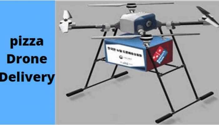Food Delivery by Drones: ட்ரோன்கள் மூலம் பீட்சா டெலிவரி செய்யும் நாடு எது தெரியுமா?