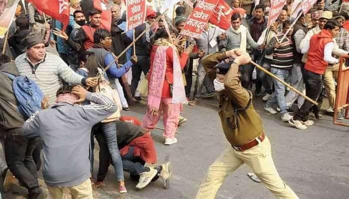 BJPக்கு எதிராக போராடும் விவசாயிகளின் மண்டையை உடையுங்கள்! ஹரியானா துணை ஆட்சியர் அதிரடி