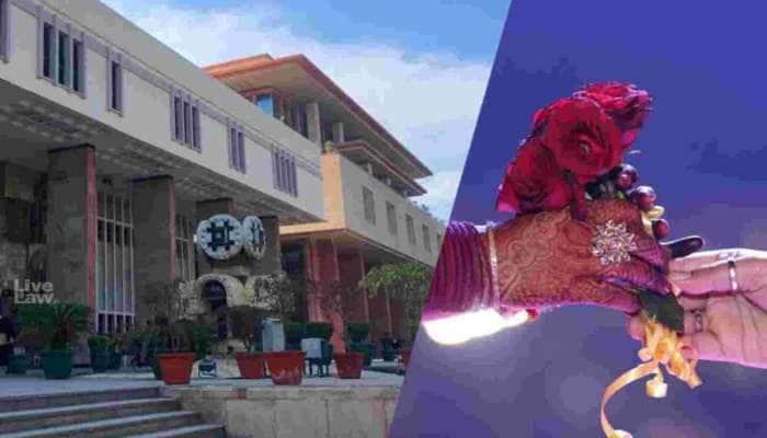 வீடியோ கான்ஃபரன்ஸ் மூலம் திருமணம்- டெல்லி உயர் நீதிமன்றம் உத்தரவு