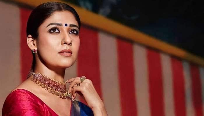 திருப்பதியில் நடிகை நயன்தாரா, விக்னேஷ் சிவன்: வீடியோ வைரல்
