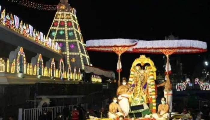 திருப்பதி ஏழுமலையான் கோவில் பிரம்மோற்சவ விழா; முழு விவரம் இங்கே
