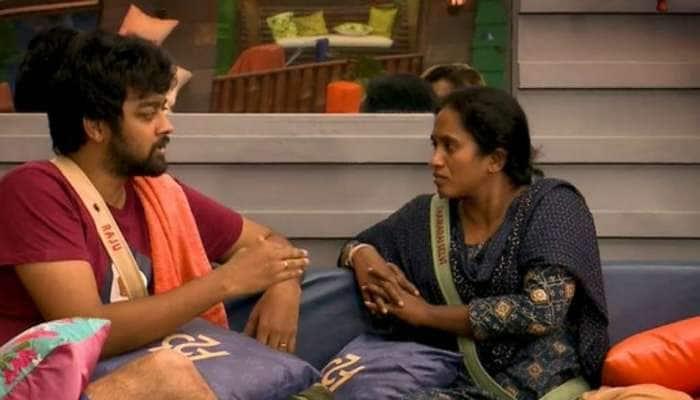 Bigg Boss Tamil 5: கதை சொல்லிய ராஜு, கேட்டு அலறிய தாமரை!!