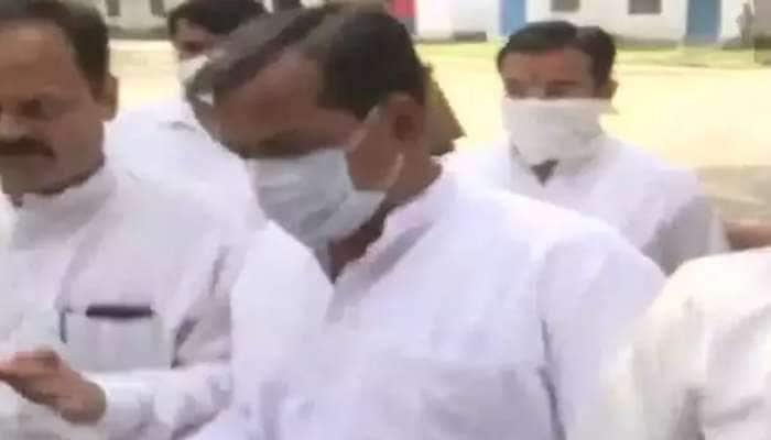 லக்கிம்பூர் வன்முறை வழக்கின் முக்கிய குற்றவாளியான ஆஷிஷ் மிஸ்ரா நேரில் ஆஜார்