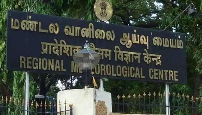 தமிழகத்தின் 'இந்த' மாவட்டங்களில் கனமழை பெய்யும்: வானிலை ஆய்வு மையம்