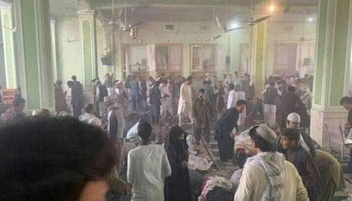 ஆப்கானிஸ்தான் மசூதியில் குண்டுவெடிப்பு: 7 பேர் பலி, பலர் காயமடைந்தனர்